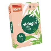 ADAGIO - Papel Fotocopia Adagio(cd55) A4 80gr (Pessego) 1x500Fls