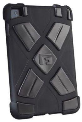 G-FORM - iPad Mini Clip On Case - Black Case/Black RPT - ETPF00201BE