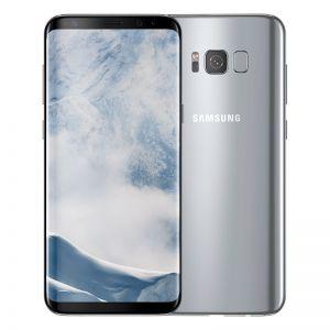 SAMSUNG - Galaxy S8 Arctic Silver 64Gb
