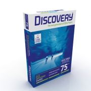 DISCOVERY - Papel Fotocopia A4 75gr Discovery 5x500Folhas