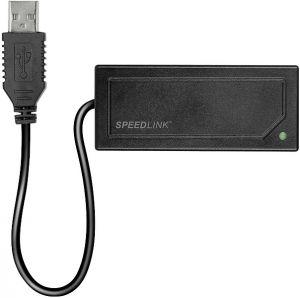 SPEEDLINK - Q-NECT LAN Adapter - Wii U / Wii: Black
