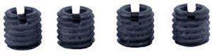 PEERLESS - ACC-M8RI - Componente de montagem (inserção roscada) - preto - ACC-M8RI