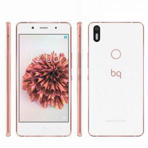 BQ - Aquaris X5 Plus (16+2GB) Snapdragon octa-core 4G IPS LTPS LCD 5P 16.9 NFC Android 6.0.1 (Marshmallow) - rosa