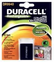 DURACELL - Bateria compativel Panasonic DMW-BCG10