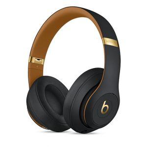 APPLE - Beats Studio3 Wireless Over-Ear Headphones – The Beats Skyline Collection - Midnight Black