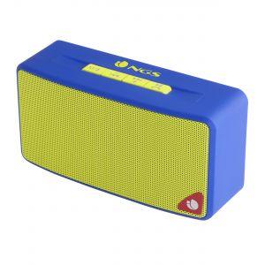 NGS - 3W Bluetooth Speaker - TF Card Line In - FM Radio USB