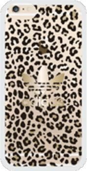 ADIDAS - Seethrough Cover iPhone 6/6S (leopard)