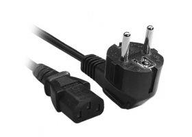 1LIFE - cabo alimentação IEC 60320-C14 3pin 1.2m