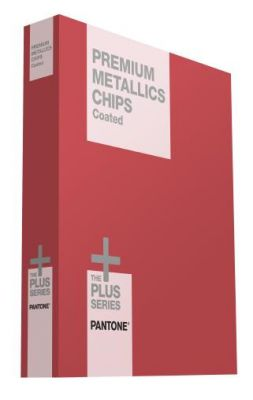 PANTONE - PREMIUM METALLICS CHIPS COATED     - 44697
