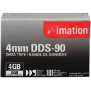 IMATION - Tape 4mm DDS1 90m 2.0 / 4.0 GB (min. 10 un.)
