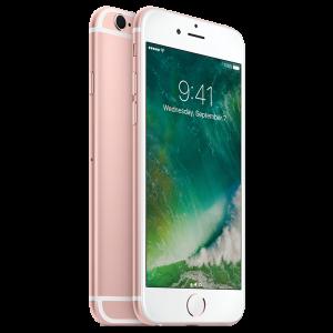 APPLE - iPhone 6s 32GB Rose Gold