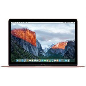 APPLE - MacBook 12-inch Retina Core m3 1.1GHz/8GB/256GB/Intel HD 515/Rose Gold