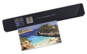I.R.I.S. IRIScan Anywhere 5 Wi-Fi ADF scanner 1200 x 1200DPI A4 Preto