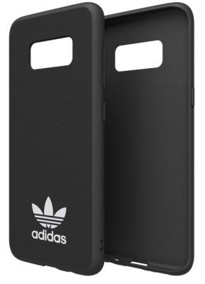 ADIDAS - MOULDED CASE SAMSUNG GALAXY NOTE 8 (BLACK/WHITE) - 50400