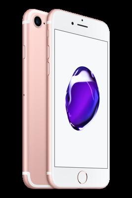 APPLE - iPhone 7 128GB Rose Gold