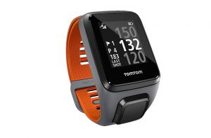 TomTom Relógio com GPS Golfer 2 SE - Cinza/Laranja