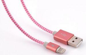 BLUESTORK - TRENDY-LI-W 1.2M USB A LIGHTNING ROSA Cabo USB - TRENDY-LI-W