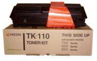 KYOCERA-MITA - TONER LD FS720 / FS820 / FS920 / FS1016MFP / 1116MFP TK110E (2.000 PAGINAS) PRETO