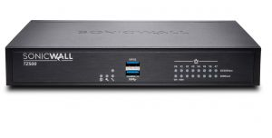 SonicWall - TZ500 - Advanced Edition - dispositivo de segurana - com 1 ano TotalSecure - 8 portas - GigE