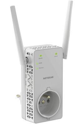 NETGEAR - AC1200 Wallplug Passthru Extender