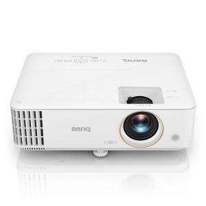 BENQ - TH588 - DLP FHD 1080P 3500 AnsiLumens 95%Rec.709 1.1x zoom 2xHDMI 16ms Input de Baixa Latencia Coluna 10W Digital Lens Shift