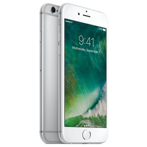 APPLE - iPhone 6s 32GB Silver
