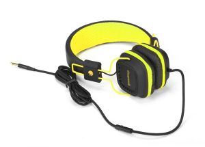 NGS - High sound quality stereo Micro and call control - Amarelo/Preto