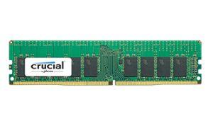 CRUCIAL - 16GB DDR4 2400 MT/S CL17 SR X4
