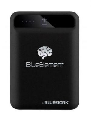 BLUESTORK - BK-100-U2-BE 10000MAH PRETO Powerbank