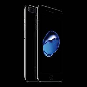 APPLE - iPhone 7 Plus 256GB Jet Black