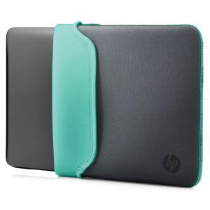 HP - 14.0 Grey/Grn Chroma Sleeve