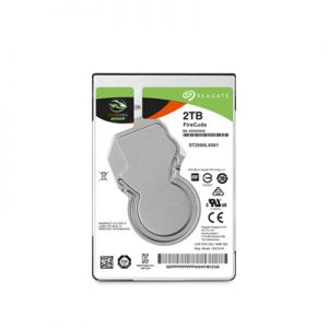SEAGATE - Desk SSHD FireCuda 2TB 2.5P SATA 6Gb/s