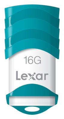 LEXAR - 16GB JumpDrive V30 (Teal)