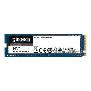 KINGSTON - SSD NV1 M.2 500GB PCIe G3x4 2280
