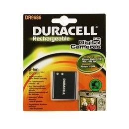 DURACELL - Bateria compativel Olympus LI-50B & Pentax D-LI92
