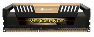 CORSAIR - DDR3 1600MHZ 8GB 2X240 UNBUFFERED 9-9-9-24 VENGEANCE PRO GOLD HEATSPREADER SUPPORTS LATEST 3RD AND 4TH INTEL® CORE? XMP 1.3 1.5.