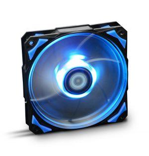 NOX - Hummer H-Fan 120 LED Blue