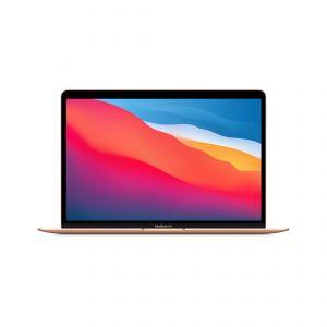 APPLE - MacBookAir 13P / 8GB / 512GB / Apple M1 CPU 8-Core e GPU 8-Core / Dourado