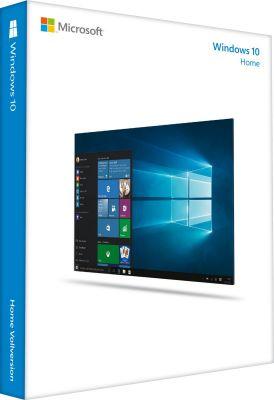 MICROSOFT - Windows 10 Home - 1 licença - Download - 32 / 64-bit, ESD - All Languages