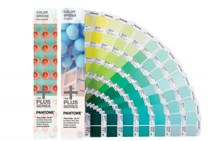 PANTONE - COLOR BRIDGE COATED E UNCOATED - 47944