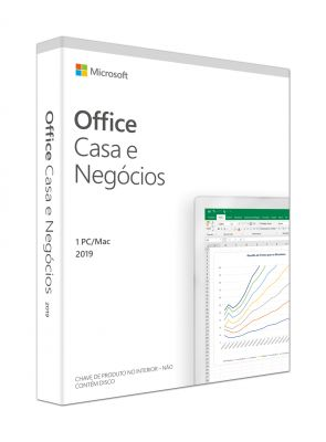 MICROSOFT - Office Home&Business 2019 P6 PT