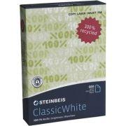 STEINBEIS - Papel Fotocopia A4 80gr Reciclado Steinbeis Papier 5x500Folhas