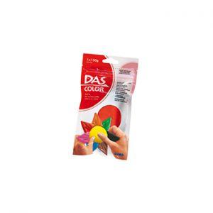DAS - Pasta de modelar DAS Color Vermelho 150gr