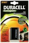 DURACELL - CAMCORDER BATTERY 7.4V 1640MAH - DR9706B