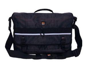 JIVO - Bear Grylls Tech Messenger Bag - Asphalt Black - JI-1590