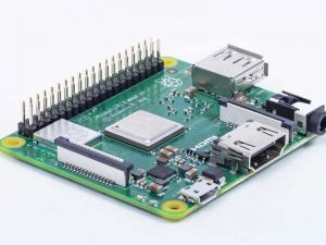 RASPBERRY PI - Pi 3 model A+: Board