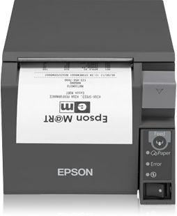 EPSON - TM-T70II WIFI+USB Preto - Impressão térmica