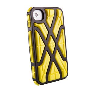 G-FORM - iPhone X - Black Shell / Yellow RPT - CP1IP4004E