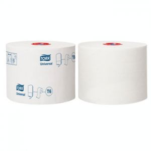 TORK - Papel Higienico TORK T6 Universal 9,9cm 135mts -27 Rolos