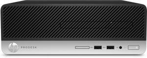 HP - 400 G4 PD SFF -  Intel Core de 7.ª geração i5, SDRAM DDR4-2400 de 4 GB (1 x 4 GB), 1 TB SATA 7200 rpm, DVD-Writer SATA fino, Placa gráfica Intel HD 630, W10 Pro 64